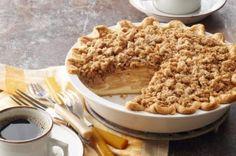 Tarte aux pommes à la hollandaise «  Recette, idées-repas, dîner, souper - cuisine | Kraft - qu'est-ce qui mijote