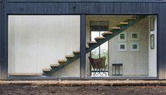 Gallery of House SM at Calafquén Lake / Claro + Westendarp arquitectos - 10