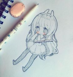 a sketch~ (*≧▽≦) i finally started fixing my sleep schedule • w • anyways I am happy cause I got offers from some college programs I applied to and I have to choose between my old college which i kinda got used to or a new one that I know nothing about but the programs are similar ;___; anyways I'm eager to go back to school in September~ #sketch #chibi #pencil #pencildrawing #kawaii #cute #moe #oc ----------- •please read tags before asking what I use c: •Artwork (c) yoaihime ~All Rights…