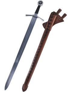 Epée médiévale de combat « Croisade »