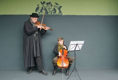 Emery & cie - Wallpapers - Metre - Models - The Town Musicians of Bremen - Examples