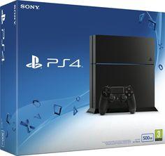 Konsola Sony PlayStation 4 500GB - Ceny i opinie - Ceneo.pl