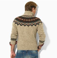 Alternative Holiday Wardrobe: The Best Holiday Sweaters for Men Knits, Hand Knitting, Polo Ralph Lauren, Men Sweater, Pullover, Wool, Retro, Stylish, Sweaters