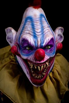 killer clowns | Killer Clown 2 by themortalimmortal