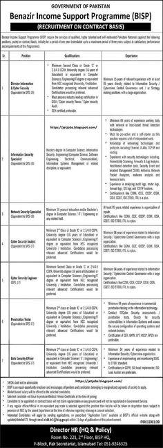 77 Latest Jobs Ideas In 2021 Job Job Information Jobs In Pakistan
