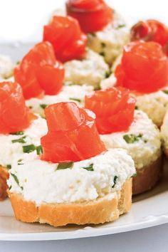 Finger Food Appetizers, Finger Foods, The Kitchen Food Network, Caprese Salad, Food Network Recipes, Kids, Children, Boys, Finger Food