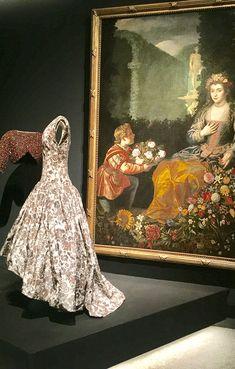 balenciaga_thyssen_rozas_village_8 Balenciaga, Painting, Art, Fashion, Wardrobe Capsule, Bridal Gowns, Art Background, Moda, La Mode