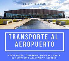 Aeropuerto Temuco Transportes - Transfers - Servicios de Traslado Airports, Transportation, Travel