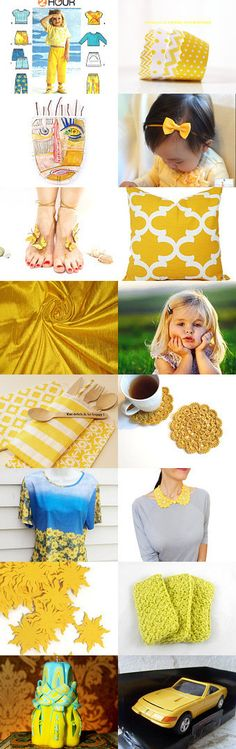 Give me some sunshine... by Mayura on Etsy--Pinned with TreasuryPin.com