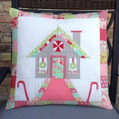 Vintage Candy Cottage pattern on Craftsy.com