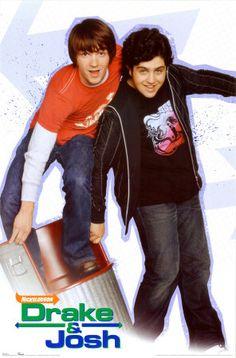 Drake And Josh, Funny Cartoons, Funny Memes, Funny Gifs, Series Gratis, Anxiety Cat, Meme Comics, The Flash, Hollywood Stars