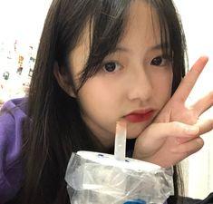 Ulzzang Korean Girl, Uzzlang Girl, Girl Short Hair, Love Is Sweet, Pretty Girls, Short Hair Styles, Girly, Cute, Beauty