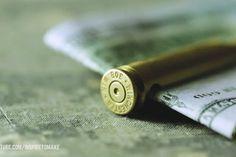 Bullet Casing Crafts, Bullet Crafts, Bullet Art, Bullet Shell, Ammo Crafts, Diy And Crafts, Hunting Crafts, Diy Hacks, Shotgun Shell Art