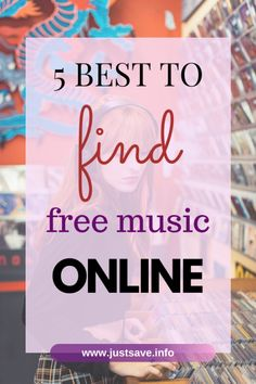 Free Music Sites, Get Free Music, Music Mood, Listening To Music, Free Tv And Movies, Learn Singing, Movie Website, Copyright Free Music, Music Online