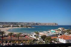 #ViviendasAlicanteVenta Apartamento en venta en Javea Xabia zona arenal 1ª linea de playa