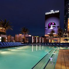 The Cosmopolitan Hotel - Las Vegas, NV