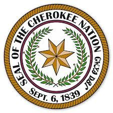 Seal of the Cherokee Nation....my people !!!!