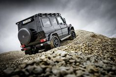 The New Mercedes-Benz G350d Professional Is Built for Off-Road Purists - Freshness Mag