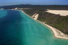 Moreton Island Queensland - a great camping spot, turtles, dugongs Love Love