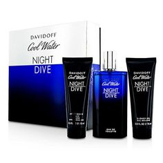 Davidoff Cool Water Nightdive Gift Set – A Macy's Exclusive