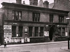 Cannel Street Police Station, Ancoats.