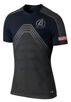 Some football jerseys for super heroes. Soccer Uniforms, Football Shirts, Sports Shirts, Sports Jersey Design, Football Design, Basketball Games For Kids, Xavier Basketball, Wonder Woman Shirt, Leather Jacket With Hood