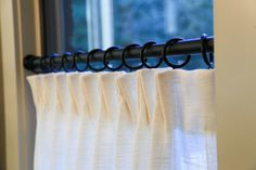 Hardware On Pinterest Curtain Rods Rustic Curtain Rods