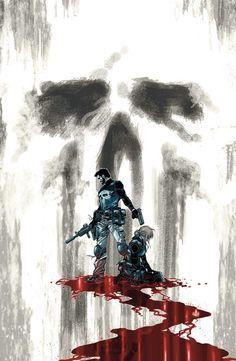 Punisher #16 - Marco Checchetto