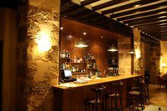 Barra de bar del Granero