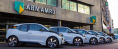AMSTERDAM, 05-May-2017 — /EuropaWire/ —Starting 1 May, ABN AMRO's office in Eindhoven will deploy BMW i3 cars in pursuit of its ambition to achieve