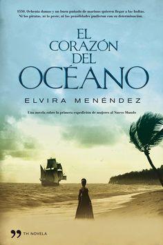 Los libros de Dánae: El corazón del océano.- Elvira Menéndez