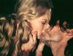 cold mountain. And all I can think about is... If this were really in the 1860's these people would have some rank breath and fur on their teeth! Nasty kissing situation!!