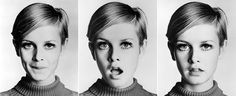 I have a love&hate relationship with Twigy and related #art (Twiggy Triptych | Modern Design) #photography