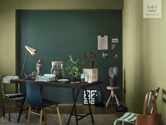 Modne kolory wnętrz: trendy 2016 w kolorystyce ścian