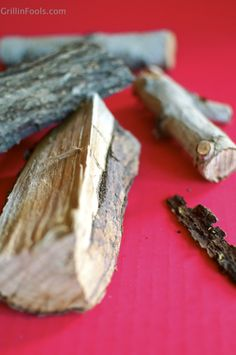 Best woods for smoking