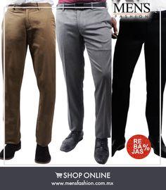 13 Tendencias De Pantalones De Vestir Y Jeans Para Hombre