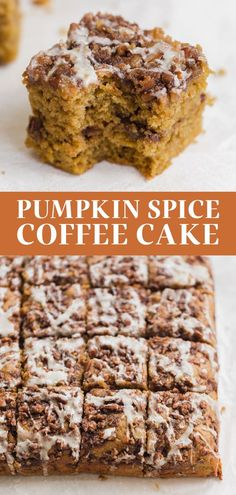 Pumpkin Coffee Cakes, Pumpkin Spice Coffee, Spiced Coffee, Pumpkin Dessert, Pumpkin Pumpkin, Köstliche Desserts, Holiday Desserts, Delicious Desserts, Dessert Recipes