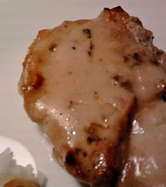 Ex-Mother in Law's Pork Chops With Cream of Mushroom