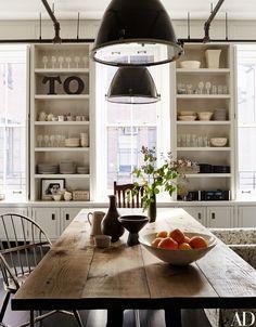 Blanco Interiores: O loft Nova Iorquino da Meg Ryan.