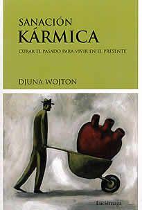 Sanación Kármica de Djuna Wojton editado por Luciernaga.En Sanción Kármica se esboza un plan en cuatro etapas para reconocer las pautas kármicas con el fin de curar el cuerpo, la mente y el espíritu, y así vivir en el presente de forma auténtica. El lector aprenderá a reconocer y superar pautas emocinales negativas y actitudes derrotistas, y alcanzará la claridad, logrará sus objetivos, mejorará sus relaciones y se orientará hacia su mayor aspiración.