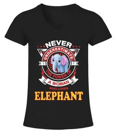 "# ELEPHANT Animals Lover .  HOW TO ORDER:1. Select the style and color you want2. Click ""Buy it now""3. Select size and quantity4. Enter shipping and billing information5. Done! Simple as that!TIPS: Buy 2 or more to save shipping cost!This is printable if you purchase only one piece. so don't worry, you will get yours.Guaranteed safe and secure checkout via: Paypal 