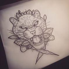 neo traditional tattoo - Pesquisa Google