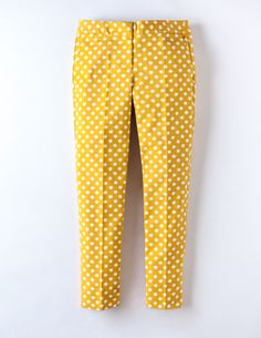 Polka perfect trews. #Boden