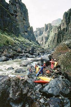 Owyhee River, Nevada, Idaho and Oregon