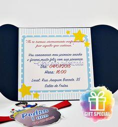 Convite Pequeno Príncipe    Produzido em papel color plus e papel fotográfico 180mg    As cores podem ser alteradas.    Embalado em envelope plástico