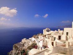 Win your dream city break with i-escape & Coggles #Coggles #iescape #competition  Santorini, Greece - Yes please!