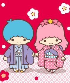 little twin stars 2013 year of the snake star wallpaper sanrio