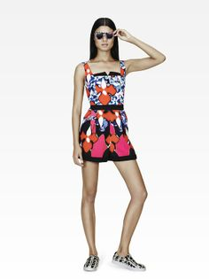 This summer we'll definitely be rockin' the romper. Shop Peter Pilotto for Target starting February 9.