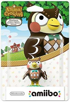Amiibo Thibou (Animal Crossing Collection) - WII U - Acheter vendre sur Référence Gaming