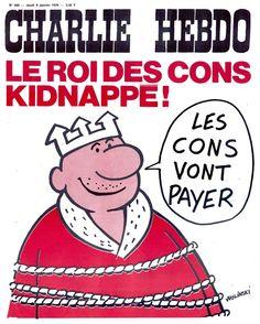 CHARLIE HEBDO 1976